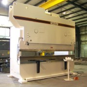 Standard Industrial 12' x 325 Ton Press Brake, AB325-12