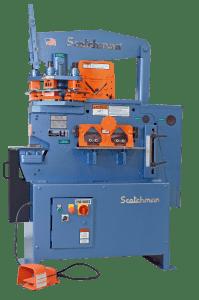 Scotchman 50 Ton 7-Station Hydraulic Ironworker, 5014 ET