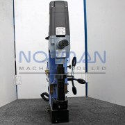 """Nitto Kohki 2 3/16"""" x 3"""" Manual Feed Magnetic Drill, UOJ-5500"""