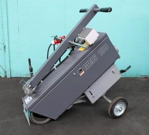 """Fein 6"""" x 79"""" Adjustable """"Mobile Carriage"""" Belt Grinder, GIMS 150"""