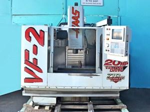 Haas VF-2 Vertical 3-Axis CNC Machining Center