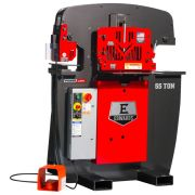 Edwards 55 Ton JAWS IV Hydraulic Ironworker