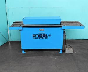 Engel 22 Gauge Snap-Lock/Button-Lock Roll Former