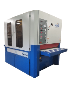 Apex 52″ Four Head Wide Belt / Disc / Disc / Belt Machine with Belt Cleaning Unit, 2052M-D2SD