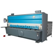 Haco 10′ x 3/8″ Hydraulic Guillotine Shear with 40″ CNC Backgauge, HSL-3010