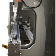 Haco 10′ x 165 Ton CNC Hydraulic Press Brake, SRM 165 10 8