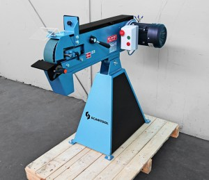 "Scantool 3″ x 79"" Belt Grinder, 75-2000"