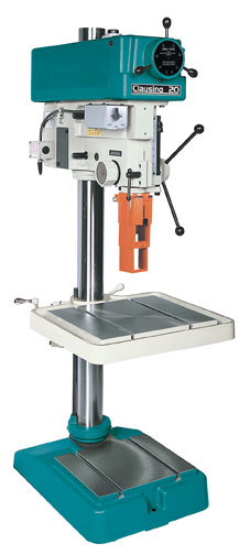 clausing drill press 2277 manual