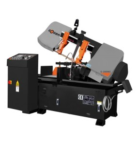 "Cosen 10"" Horizontal Numerical Control NC Automatic Band Saw, C-260NC"