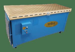 Denray 28″ x 72″ Wood Sanding Down Draft Table, 2872B