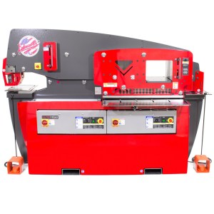 Edwards 110/65 Ton Elite Hydraulic Ironworker