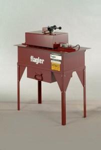 Flagler 22 Gauge Portable Pittsburgh Rollformer Machine