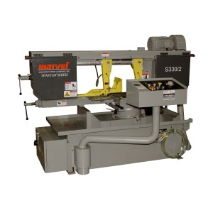 "Marvel Spartan 11"" x 12"" Horizontal Mitering Band Saw, S330/2/HV"