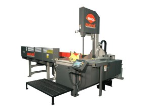 "Marvel 31 1/4"" x 37 1/2"" Vertical Tilt Frame Band Saw, 800A-PC3S"