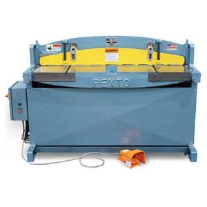 "Roper Whitney Pexto 52"" x 16 Gauge Air Powered Shear, PA-452"