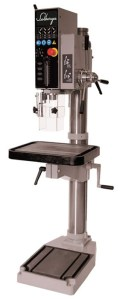 """Solberga 14"""" x 20"""" Geared Head Drill Press with Power Feed, SE2030PW"""