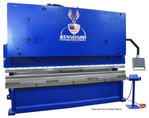 Standard Industrial 18' - 20' x 1,000 Ton Press Brake, AB1000-18-20