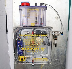 Technosystems Mixair 2 Central Lubrication System