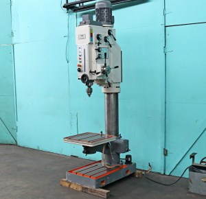"""Wilton 33"""" Direct Drive Round Column Drill Press with Mechanical Clutch, 2380"""