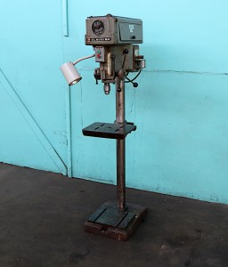 "Clausing 15"" Floor Model Drill Press, 1642"