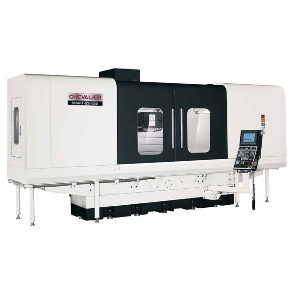 "Chevalier 24"" x 60"" 2-Axis CNC Surface and Profile Grinder, H 2460 III"