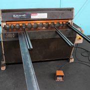 Edwards Pearson 4' x 10 Ga. Mechanical Shear, 3.5/1250