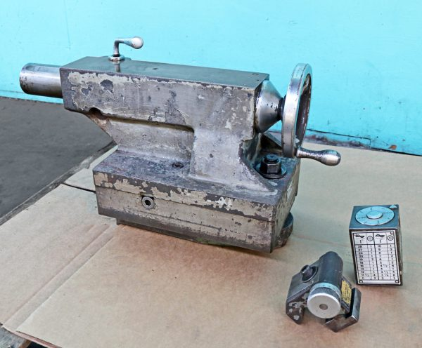 Quality Tailstock for 19″ Lathe