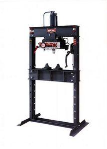 Dake 75 Ton Air Operated Press, 6-275