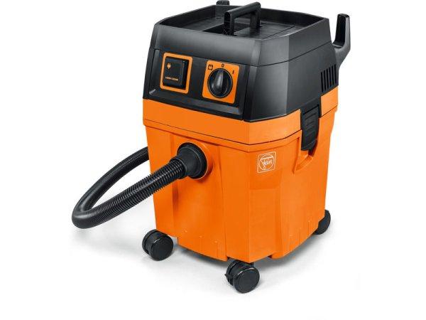 Fein Wet/Dry Dust Extractor with HEPA Filter, Turbo II