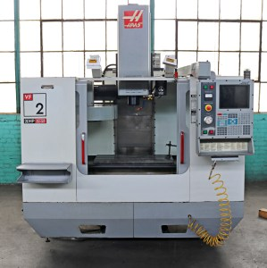 Haas VF-2D 3-Axis CNC Vertical Machining Center