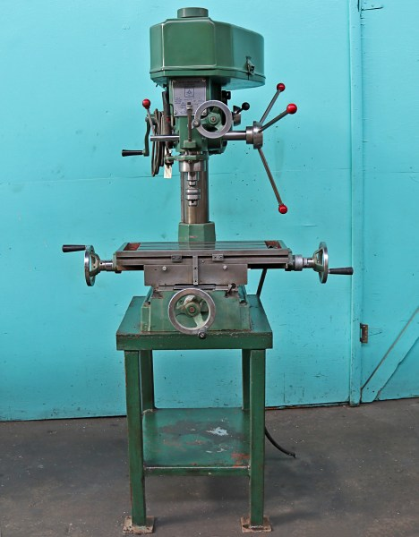 "Jet 16"" Milling/Drilling Machine, JET-16"