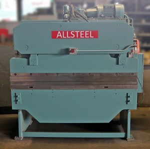 All Steel 6' x 35 Ton Press Brake, 35-6
