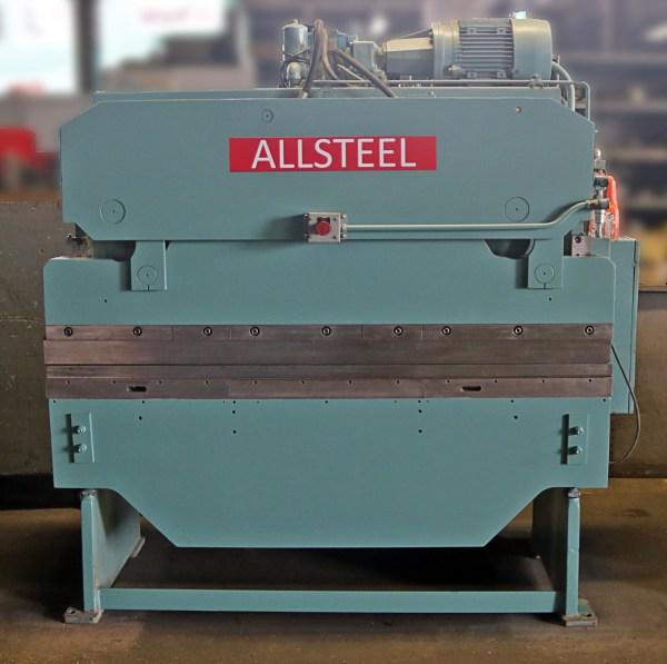 All Steel 6' x 35 Ton Press Brake, 35-6
