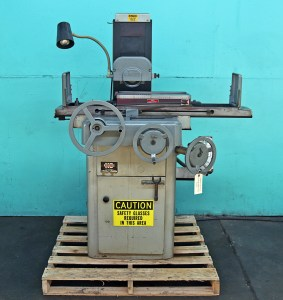 "K.O. Lee 6"" x 18"" Surface Grinder, S718RE"