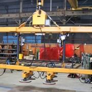 Univac 90° Upender Heavy Duty Vacuum Lifter