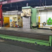 Anayak HVM-5000 CNC Milling Machine with Sliding Column and Fixed Table
