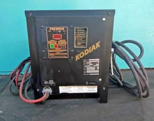 Kodiak Single Phase Charger, 12K260A1