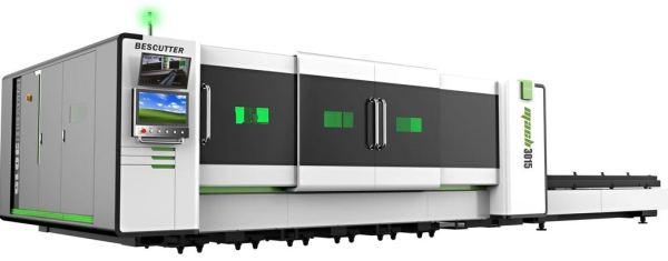 Bescutter 'Mach Series' 5' x 10' 6kW Fiber Laser