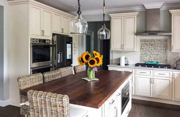 Custom Kitchen Design & Build