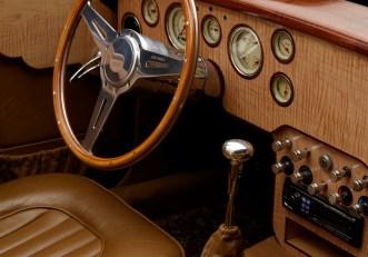 1932 Ford Speedster-interior