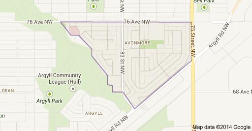 Avonmore Edmonton Homes For Sale