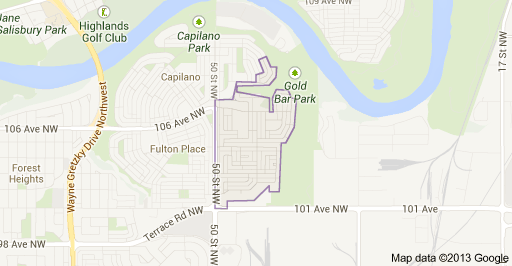 Gold Bar Edmonton Homes For Sale