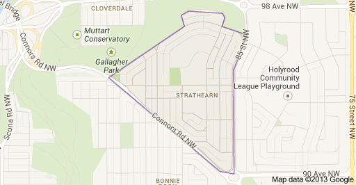 Strathearn Edmonton Homes For Sale