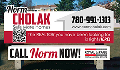 norm cholak of royal lepage noralta