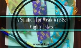 A Solution for Weak Wrists: Mighty Tykes