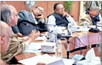 Discussion on Post-2015 in Bangladesh