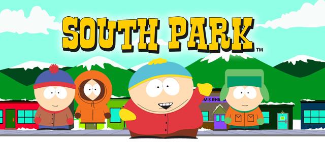 Image result for south park tv logo