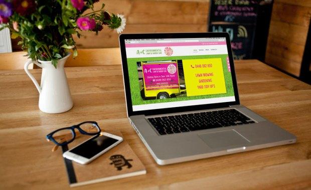 Website and graphic design - Lemon Tree Passage, Port Stephens, NSW