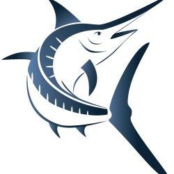 Illustration – Marlin fish