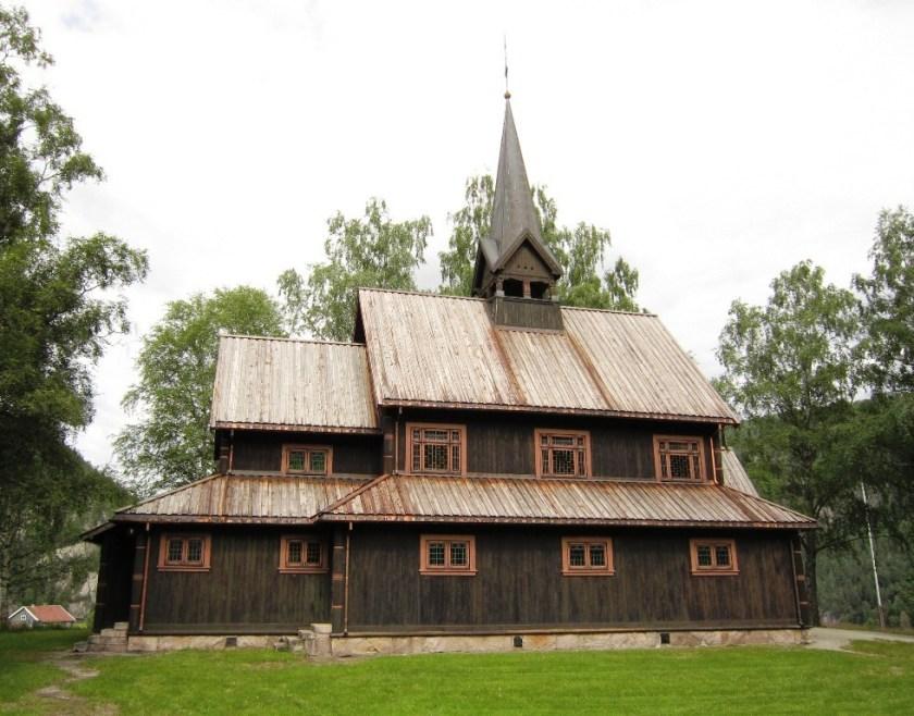 Bilderesultat for fjågesund kyrkja